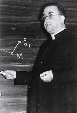 Mons. Georges Lemaître